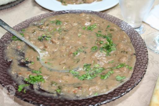 абхазское блюдо из капусты и грецкого ореха