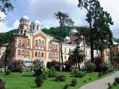 новый афон абхазия пансионаты и санатории